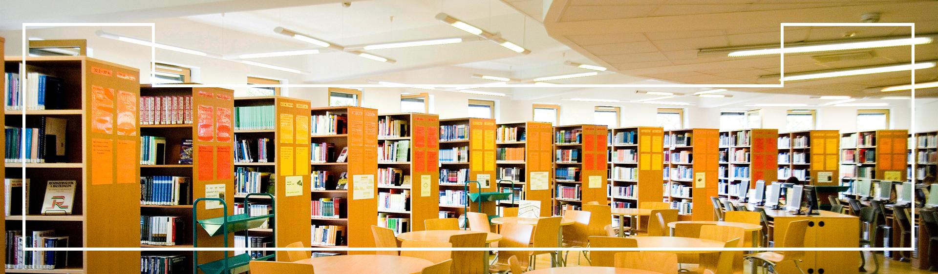 könyvtár opciót)