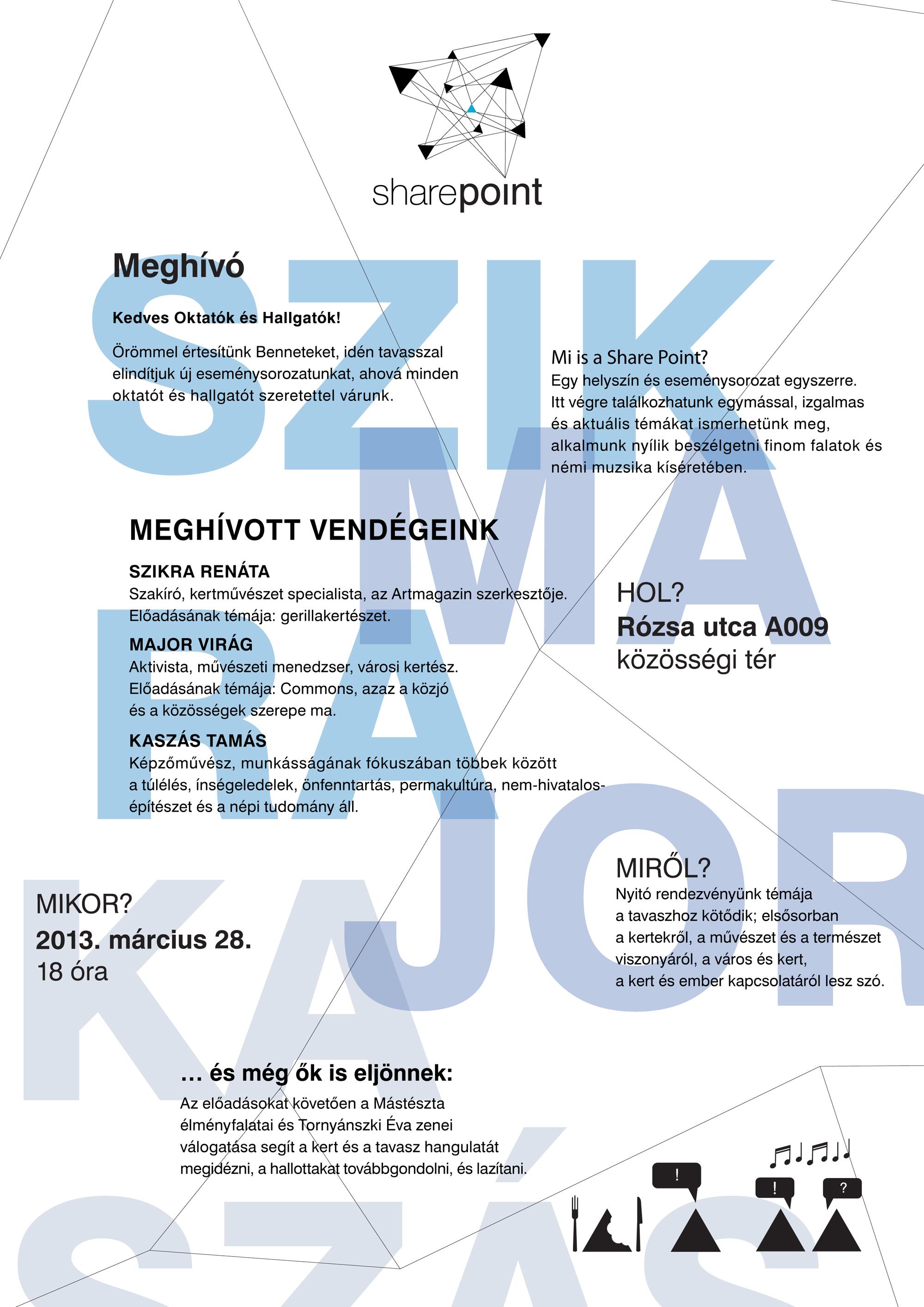 07f5e8b3a4 Share Point 1 - Tavasz   Budapesti Metropolitan Egyetem