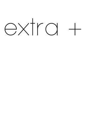 extra +