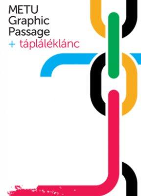METU Graphic Passage + tápláléklánc kiállítás