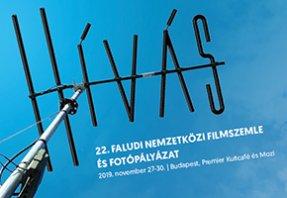 22. Faludi Nemzetközi Filmszemle hircsempe