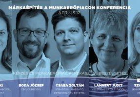 Márkaépítés a munkaerőpiacon konferencia 2018