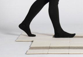 Step moduláris szőnyeg