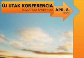 Új utak konferencia